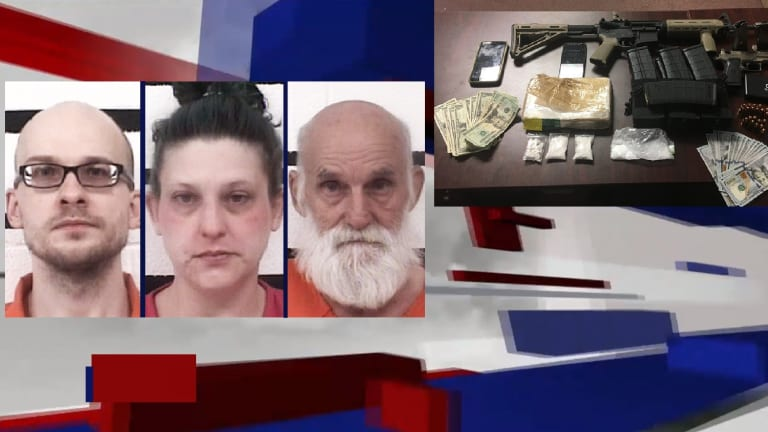 $640,000 WORTH OF COCAINE, HEROIN, & FENTANYL FOUND IN NORTH CAROLINA HOME