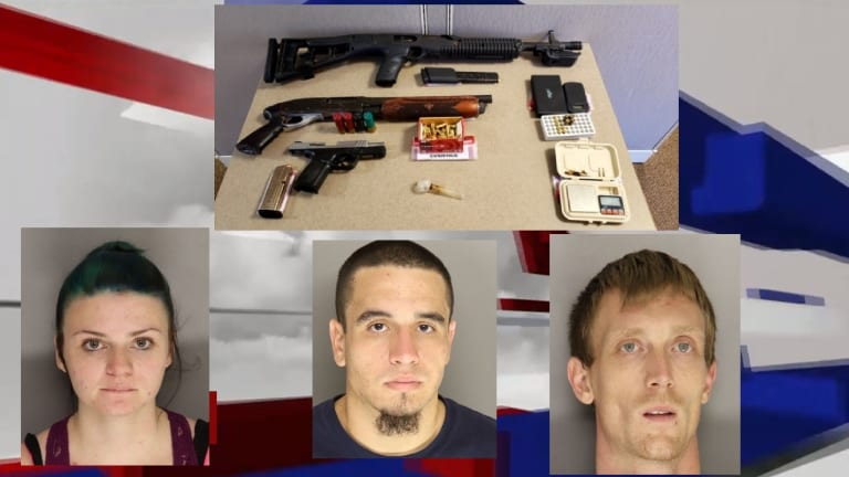 3 ARRESTED ON DRUG, WEAPON, AND THEFT CHARGES IN LANCASTER COUNTY