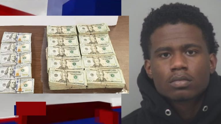 TEENAGER ACCUSED OF STEALING NEARLY $1 MILLION FROM KROGER GROCERY STORE