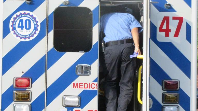 HOMICIDE NEAR WALMART ON WILKINSON BOULEVARD, 5TH MURDERS THIS WEEK