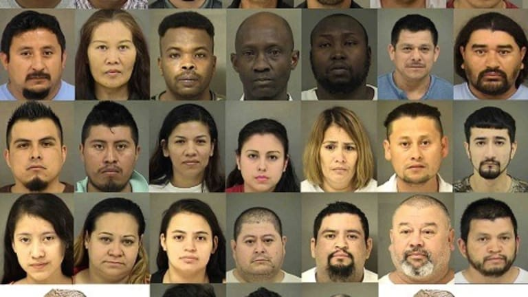 IMMIGRATION RAIDS. MONEY, SEX, MARRIAGE FRAUD, ALL FOR AMERICAN CITIZENSHIP
