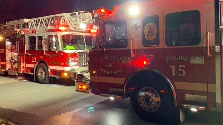 ONE PERSON KILLED IN HOUSE FIRE AT EAST CHARLOTTE RESIDENCE