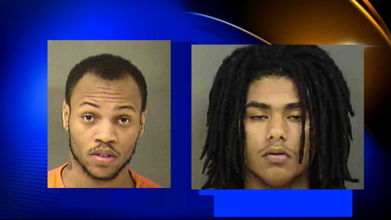 TWO ARMED CAR-JACKERS AT PLS CHECK CASHING ARE SENTENCED TO PRISON
