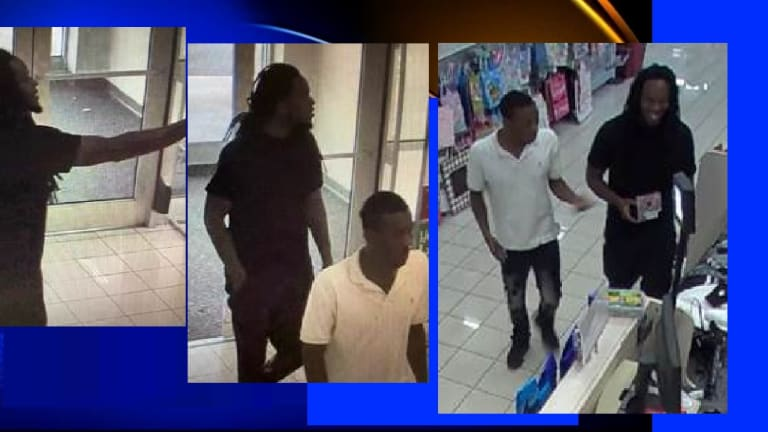 80-YEAR-OLD WOMAN GETS HER PURSE SNATCHED BY 2 MEN