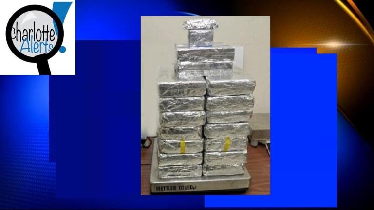 $250,000 WORTH OF COCAINE FOUND HIDDEN IN CAR