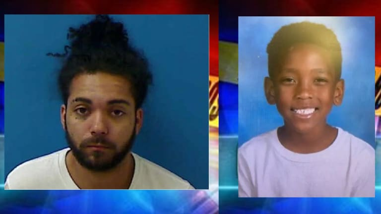 ARREST MADE AFTER 7-YEAR-OLD BOY KILLED IN SHOOTING WHILE RIDING WITH HIS MOTHER