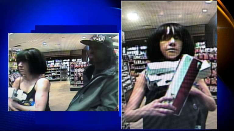 ARMED ROBBERY AT QUIK TRIP GAS STATION