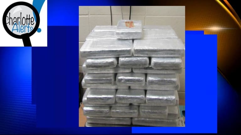 $3.7 MILLION IN COCAINE FOUND IN TEXAS
