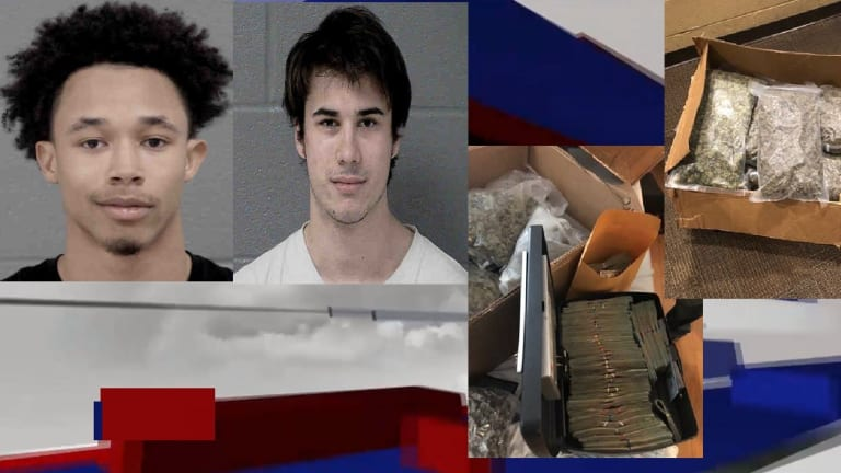 TWO CHARGED IN DRUG TRAFFICKING INVESTIGATION