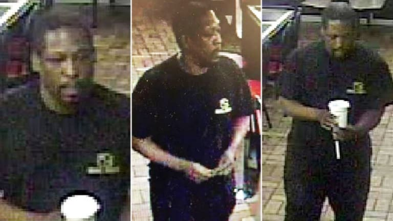 MAN ROBS WAFFLE HOUSE WITH PEPPER SPRAY, TWO EMPLOYEES GET SPRAYED