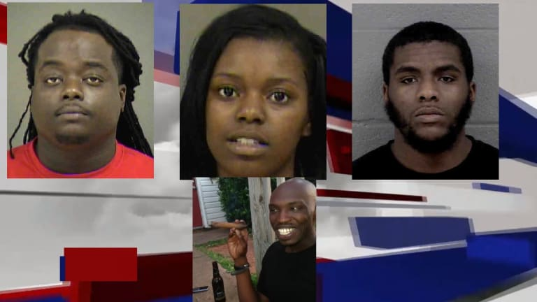 SEVERAL SUSPECTS CHARGED IN MURDER OF MAN IN EAST CHARLOTTE ROBBERY