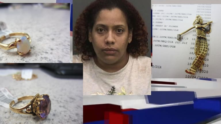 ASSISTED LIVING EMPLOYEE ACCUSED OF STEALING $100,000 FROM ELDERLY RESIDENTS
