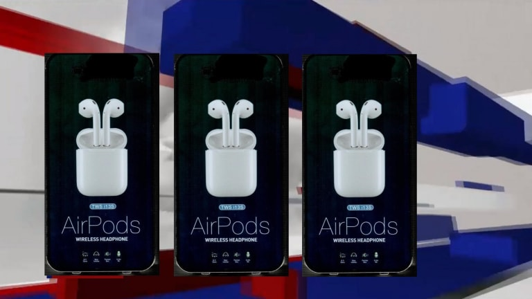 FAKE APPLE WIRELESS EARPHONES WORTH OVER $650,000 SEIZED IN LOS ANGELES