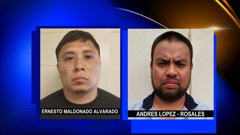 CONVICTED SEX OFFENDERS AND ILLEGAL IMMIGRANTS ARRESTED FOR ILLEGAL RE-ENTRY