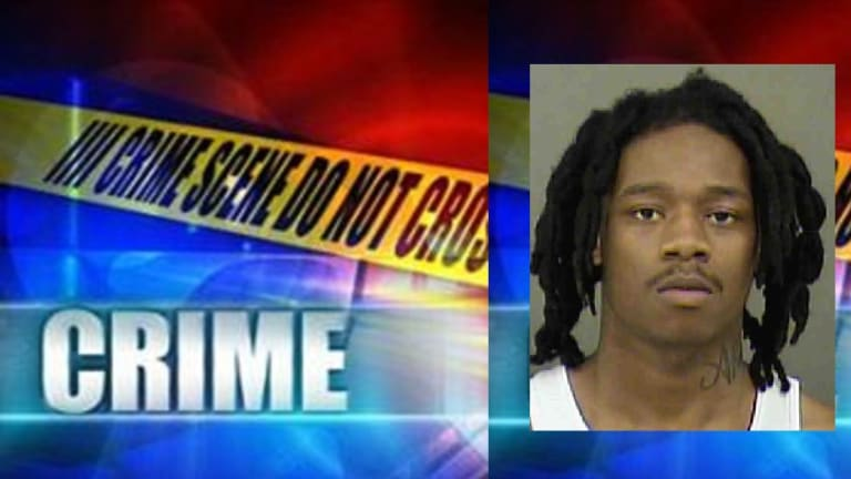 SUSPECT CHARGED IN MURDER OF MAN THAT WAS RAN OVER BY FLEEING VEHICLE