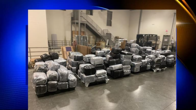 $4 MILLION OF MARIJUANA FOUND IN WOODS SCATTERED IN TEXAS