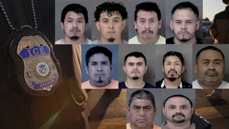 TARGETED IMMIGRATION RAIDS LEAD TO SEVERAL ARRESTS