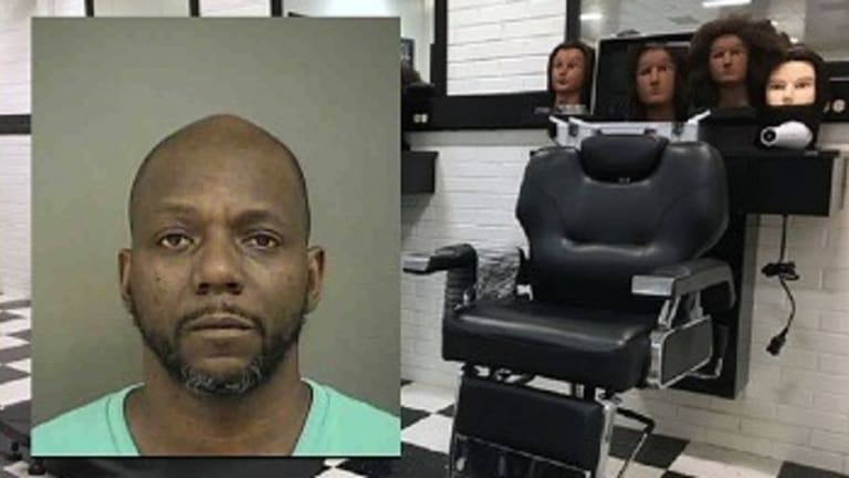 LOCAL BARBER CONVICTED FOR HEROIN TRAFFICKING