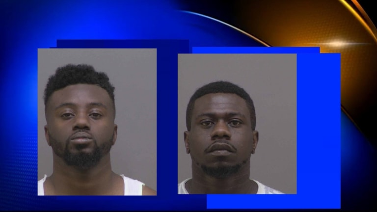MEN ACCUSED OF USING FAKE CASH AND THEN LEADING COPS ON CHASE