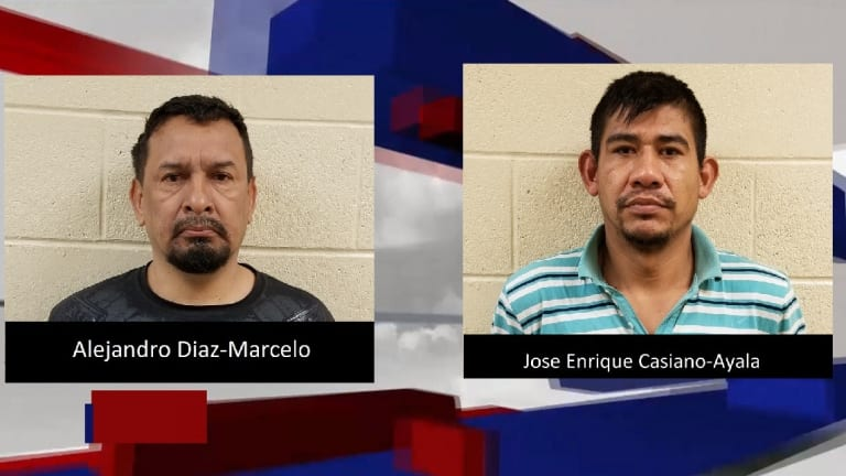 TWO UNDOCUMENTED IMMIGRANTS CONVICTED OF SEX CRIMES FOUND RE-ENTERING USA