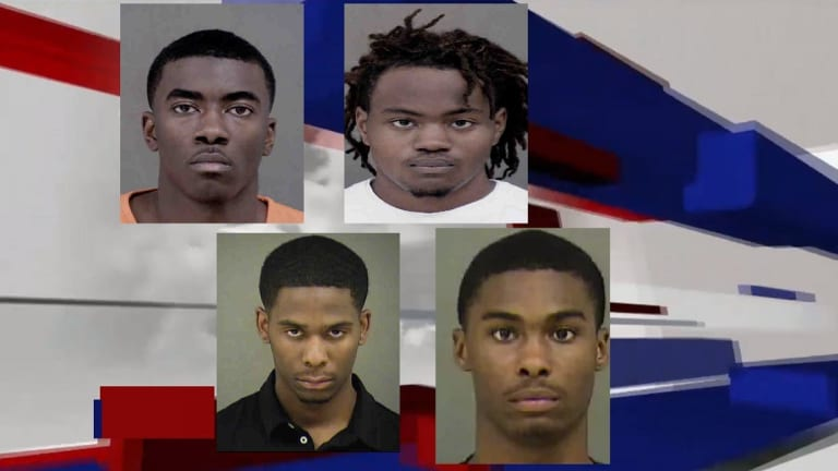 TWO TEENS ARRESTED IN MURDER OF TWO TEENS