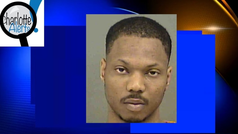 SERIAL ROBBERY SUSPECT ARRESTED AFTER HIGH SPEED CHASE THAT BEGAN IN CHARLOTTE