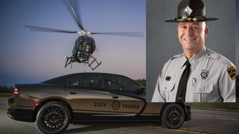 NORTH CAROLINA STATE TROOPER DIES FROM THE CORONAVIRUS, HAD HOLES IN LUNGS