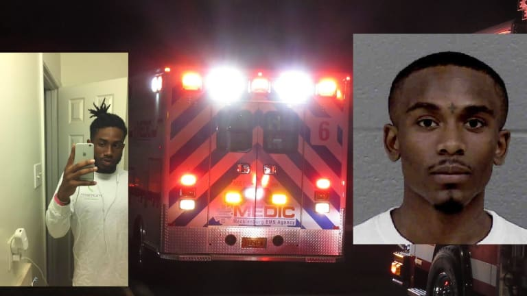 MAN KILLED IN HIT AND RUN CRASH, SUSPECT CHARGED WITH DWI AND MURDER