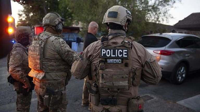 2 FBI AGENTS KILLED AND 3 WOUNDED IN SHOOTING