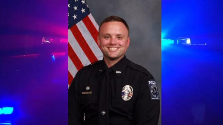 POLICE OFFICER SHOT AND KILLED DURING TRAFFIC STOP