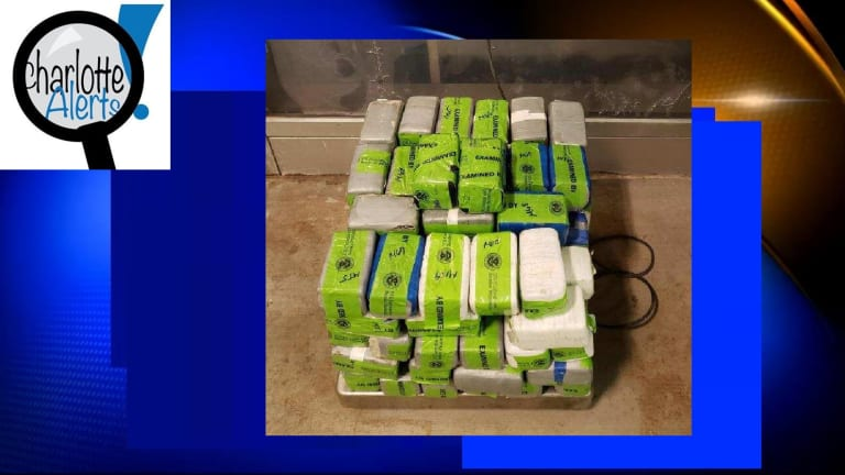 $3 MILLION IN HARD NARCOTICS HID IN FRESH CARROT SHIPMENT