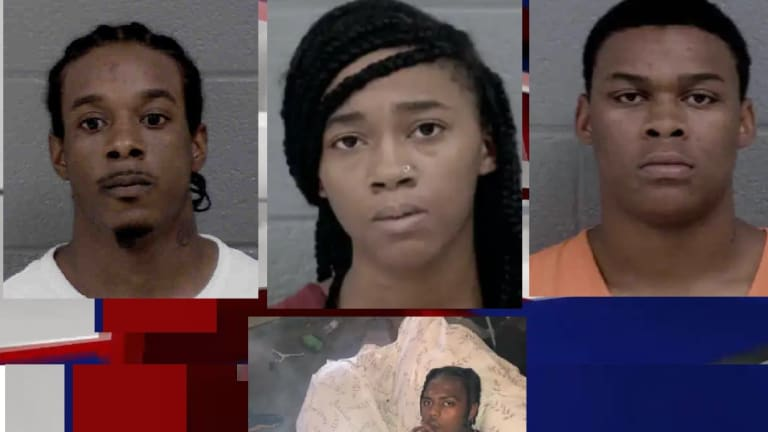 3RD SUSPECT ARRESTED IN HOMICIDE OF MAN AT APARTMENTS