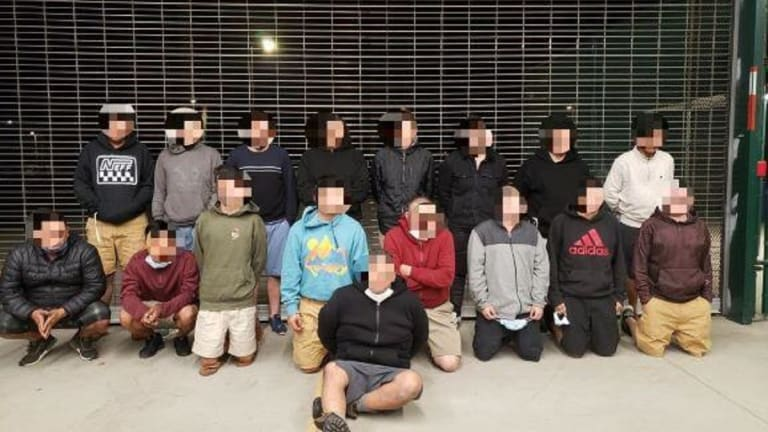 28 ARRESTED DURING ILLEGAL IMMIGRATION SMUGGLING EVENTS ON BOATS