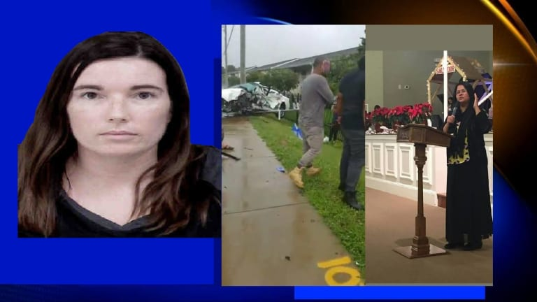 WOMAN THAT KILLED PASTOR IN ACCIDENT WAS GOING TO WORK