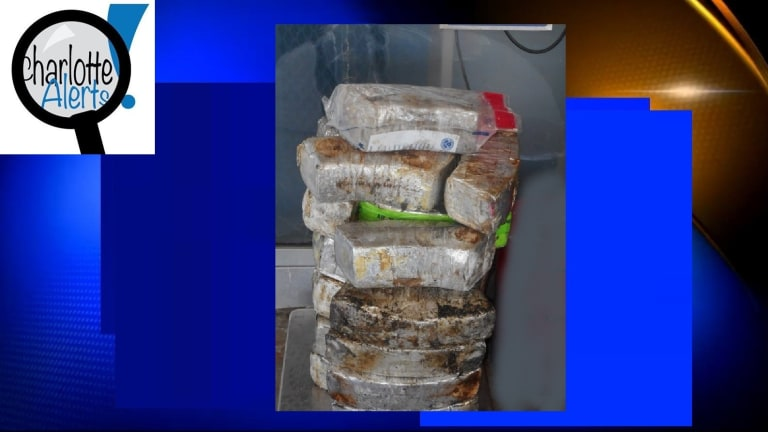 $2 MILLION IN METHAMPHETAMINE SMUGGLED INTO THE UNITED STATES FROM MEXICO
