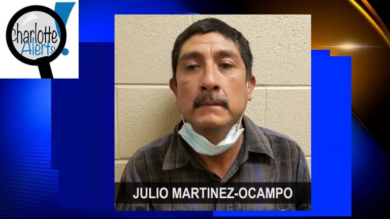 UNDOCUMENTED IMMIGRANT AND CONVICTED SEX OFFENDER ARRESTED