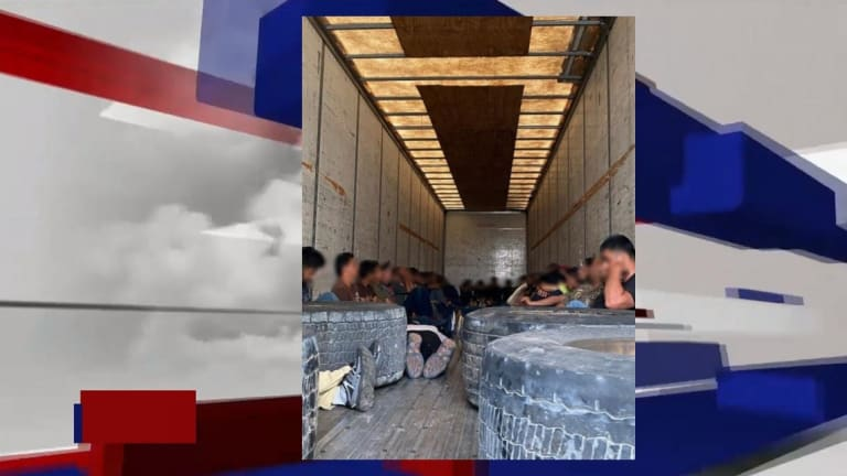 LARGE HUMAN SMUGGLING ATTEMPT INVOLVED 54 UNDOCUMENTED IMMIGRANTS