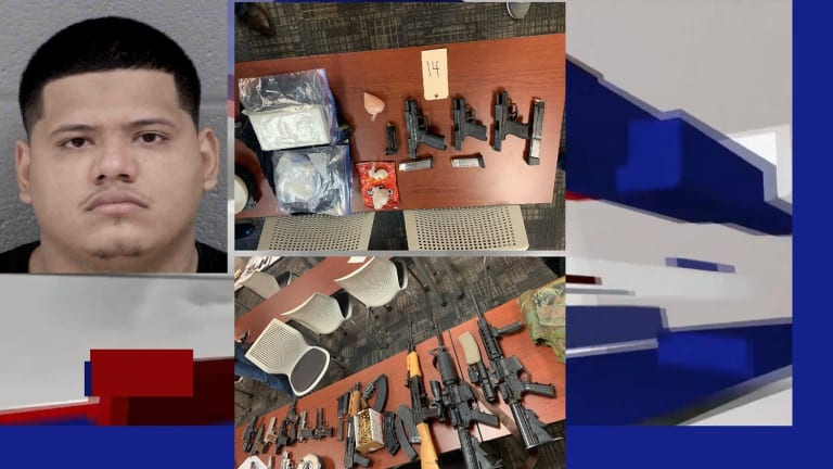 MAN CHARGED WITH TRAFFICKING LARGE AMOUNTS OF COCAINE AND HEROIN