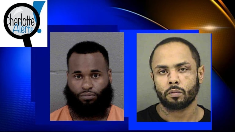 MAN ARRESTED, CHARGED WITH SOUTH CHARLOTTE MURDER