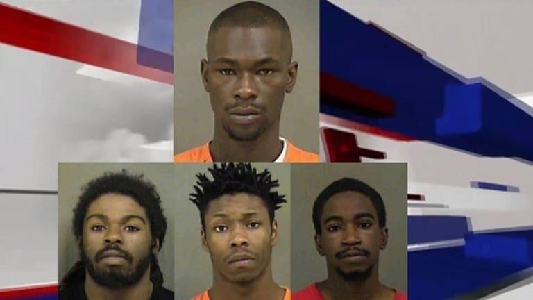 MURDER WAS RESULT OF DRUG ROBBERY, 3 ARRESTS MADE