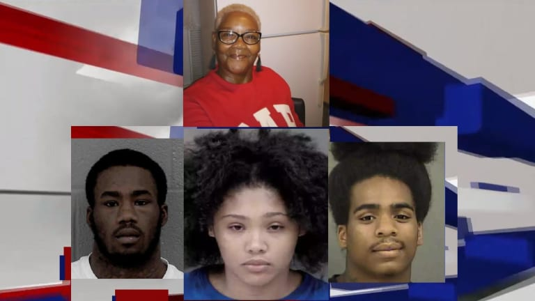TEENAGER CHARGED IN MURDER OF A 63-YEAR-OLD GRANDMOTHER