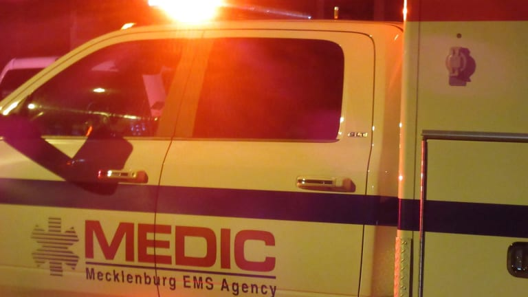 ONE SHOT IN WEST CHARLOTTE, VICTIM IN SERIOUS CONDITION