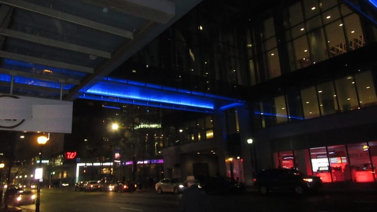 POWER OUTAGE IN UPTOWN CHARLOTTE, SEVERAL BUILDINGS WITHOUT POWER