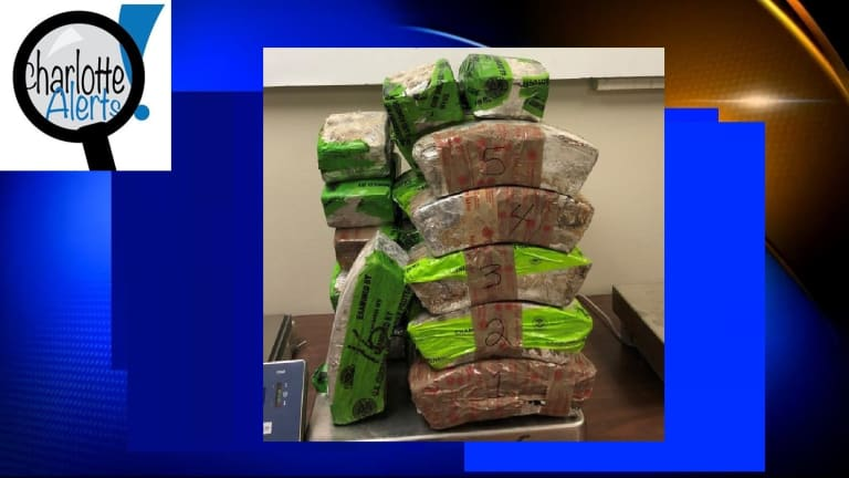 $3 MILLION IN METH AND HEROIN SEIZED FROM MOTHER RIDING WITH SON