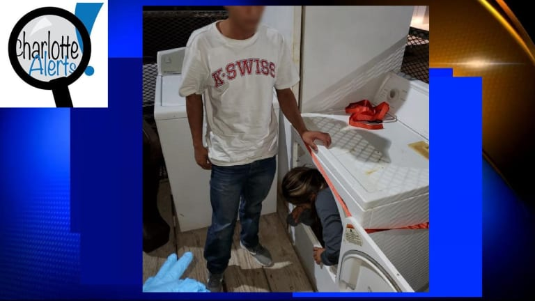 ILLEGAL IMMIGRANTS SMUGGLED IN WASHING MACHINE & OTHER APPLIANCES