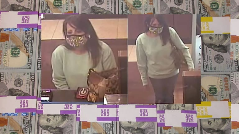 VIDEO: WHITE WOMAN STEALS $30,000 FROM CHASE BANK WITH FRAUDULENT ID
