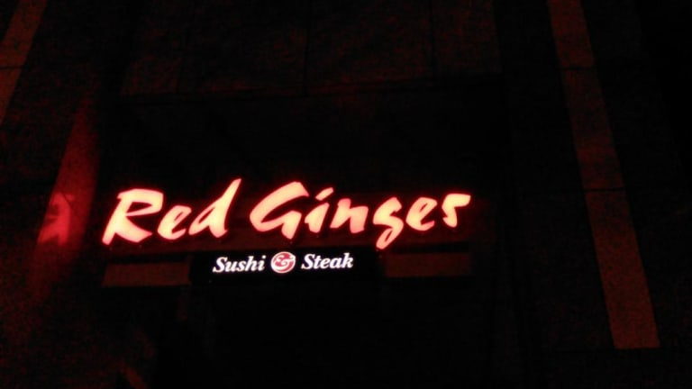 ROACHES FOUND AT RED GINGER RESTAURANT EARLY DURING THE PANDEMIC