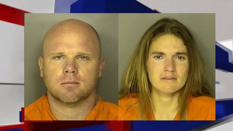 ASSISTANT CORONER AND WOMAN ARRESTED ON MURDER CHARGES IN MISSING PERSON CASE