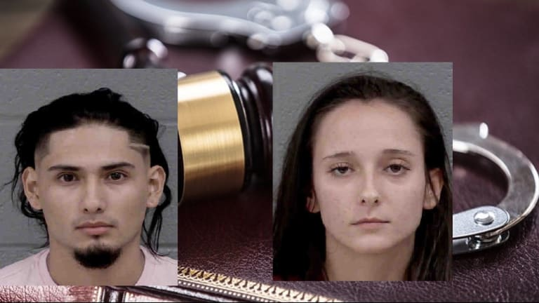 TWO CHARGED WITH BREAKING INTO BUTLER HIGH SCHOOL