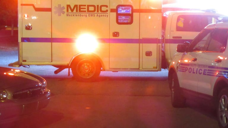 SHOOTING ON WEST BOULEVARD, POSSIBLE HOMICIDE